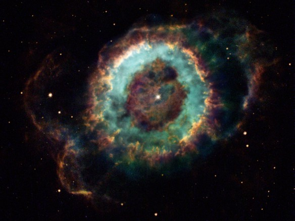 Hubble - The Ghostbuster